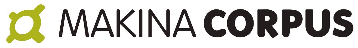 Logo entreprise Makina Corpus